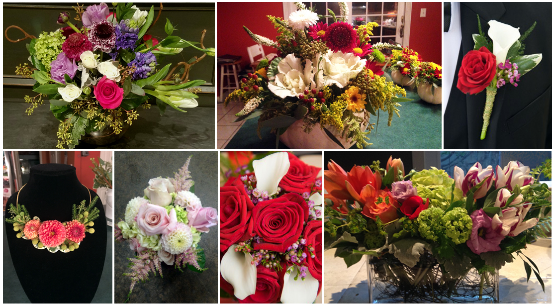 Cindy Trick Floral Design Gallery